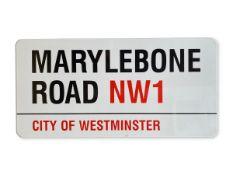 Marylebone Road NW1