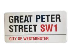 Great Peter Street SW1