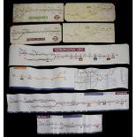 Metropolitan Line Carriage diagrams