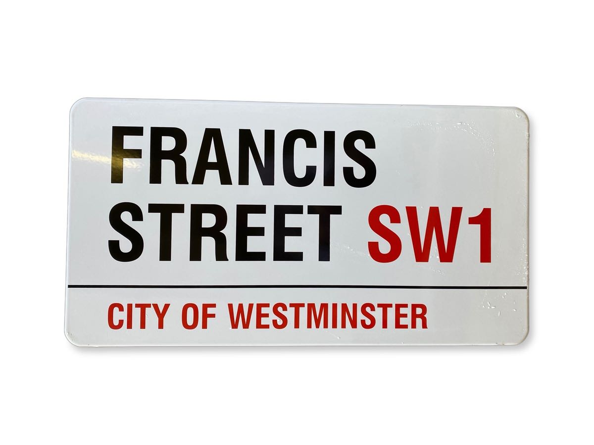 Francis Street SW1