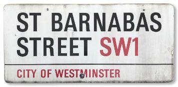 St Barnabas Street SW1