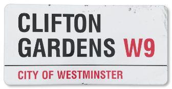 Clifton Gardens W9