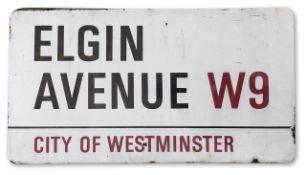 Elgin Avenue W9