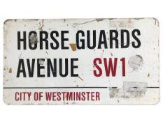Horse Guards Avenue SW1