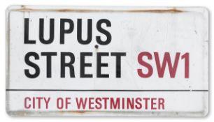 Lupus Street SW1