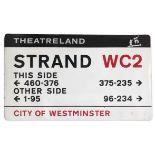 Strand WC2 Theatreland