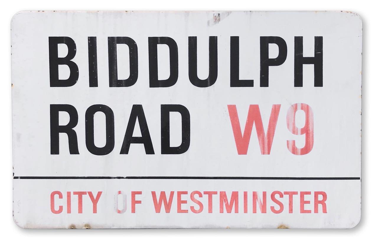 Biddulph Road W9