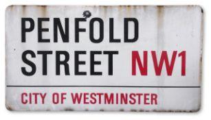 Penfold Street NW1