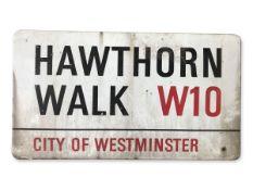 Hawthorne Walk W10
