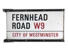 Fernhead Road W9