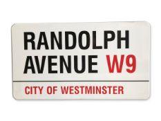 Randolph Avenue W9