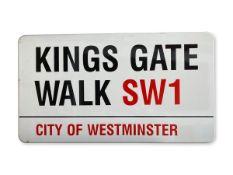 Kings Gate Walk SW1