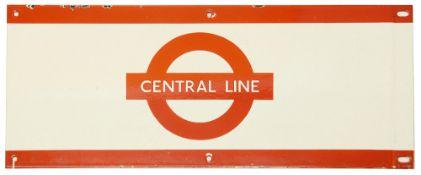Central Line frieze
