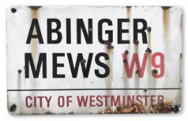 Abinger Mews W9