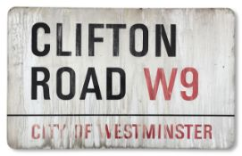 Clifton Road W9