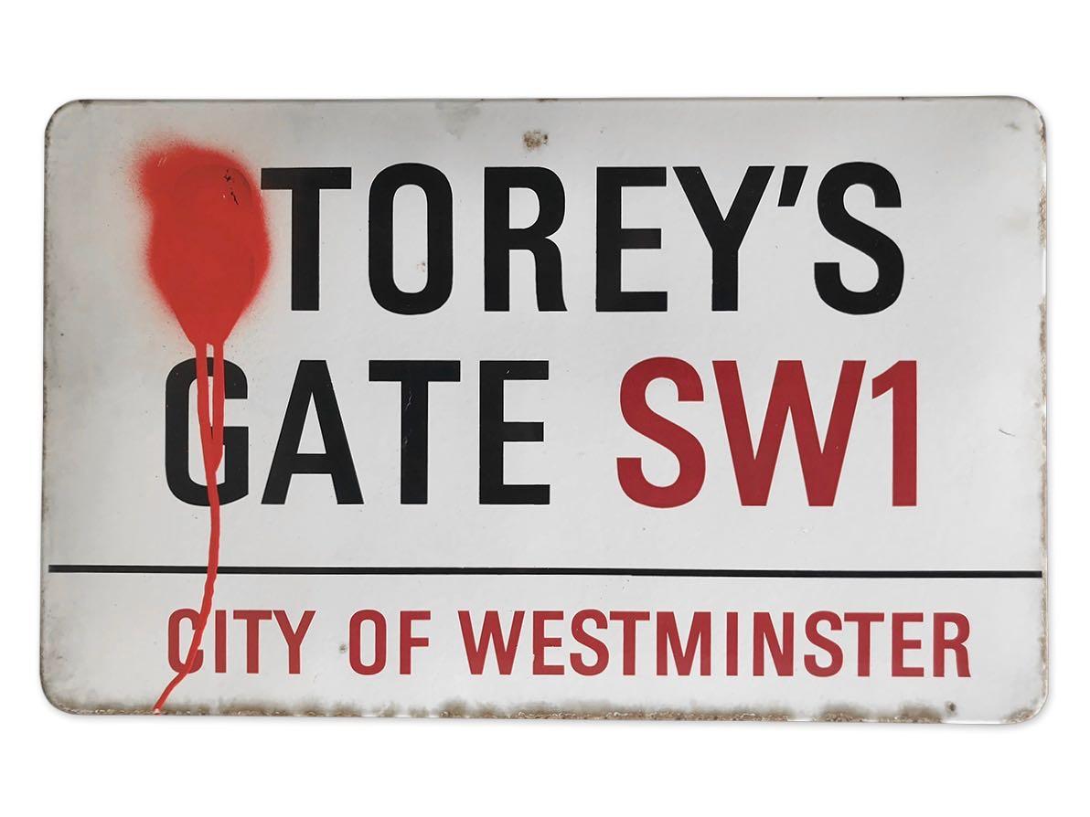 Storey's Gate SW1
