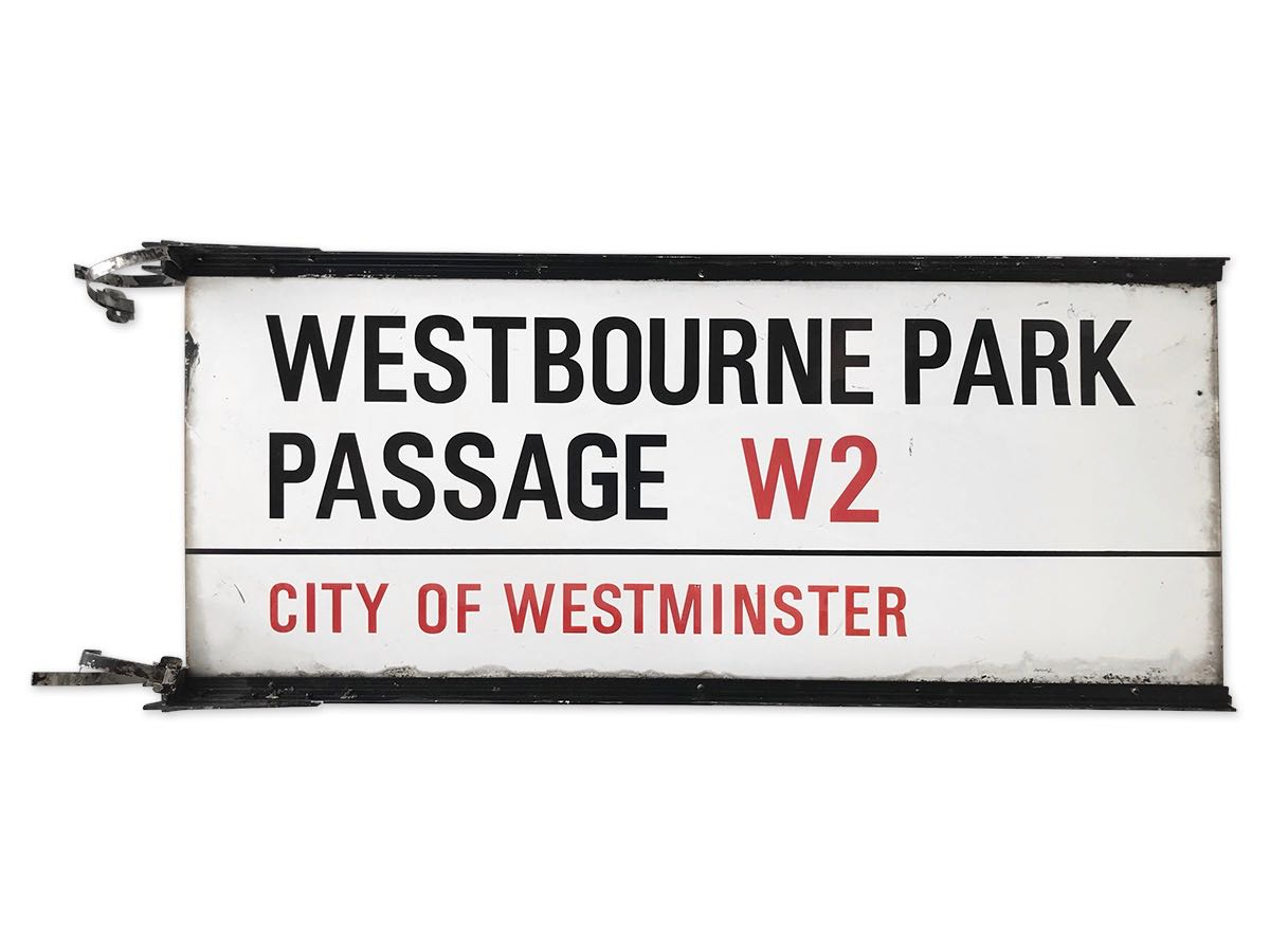 Westbourne Park Passage W2 - Image 2 of 2