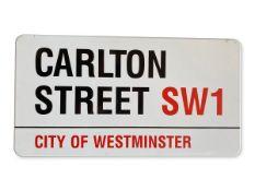 Carlton Street SW1