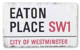 Eaton Place SW1
