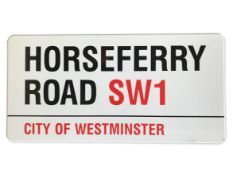 Horseferry Road SW1