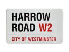 Harrow Road W2