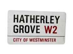 Hatherley Grove W2