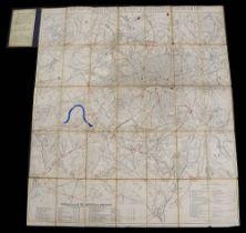 Stanford's A New Map of Metropolitan Railways & Miscellaneous