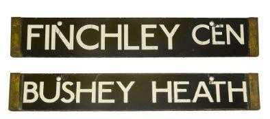 Bushey Heath/Finchley Cen