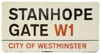 Stanhope Gate W1