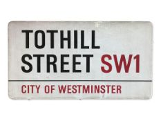 Tothill Street SW1
