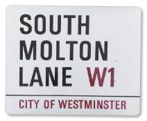 South Molton Lane W1