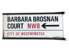 Barbara Brosnan Court NW8