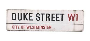 Duke Street W1