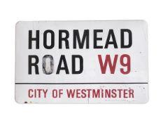 Hormead Road W9
