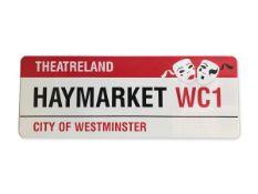 Haymarket WC1 Theatreland