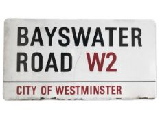 Bayswater Road W2