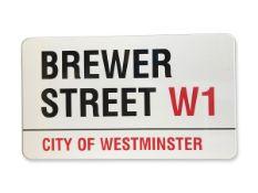 Brewer Street W1