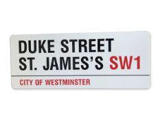 Duke Street St. James's SW1