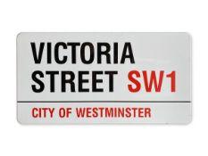 Victoria Street SW1