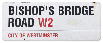 Bishop's Bridge Road W2