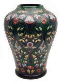 A Moorcroft Prestige 'Anatolia' vase by Rachel Bishop,