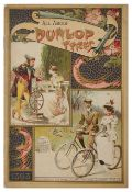 A collection of rare late 19th and early 20th c. Continental and Brit. cycling trade catalogues