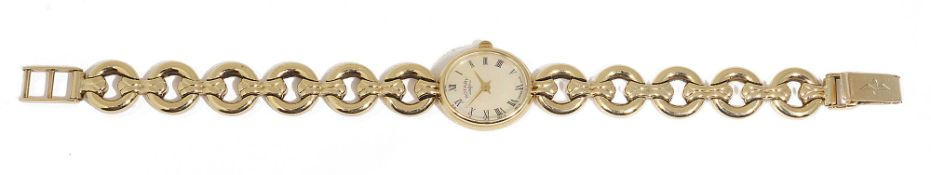 A 9ct gold ladies Rotary wristwatch