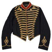 A Royal Horse Artillery officers Eton style dress tunic c.1910