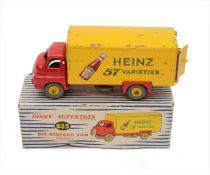 "Dinky Supertoys, No.923 Big Bedford ""Heinz Tomato Ketchup"" Van,"