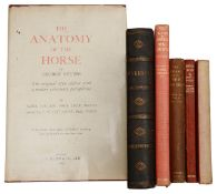 The Anatomy of the Horse by George Stubbs, London, J. A. Allen & Co. Ltd, 1965