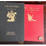 SIR W S GILBERT- 'THE MIKADO', McMILLAN, 1928, WITH ILLUSTRATIONS BY RUSSELL FLINT AND BROCK,