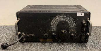 A PYE LTD. England communication receiver type P.C.R.2.