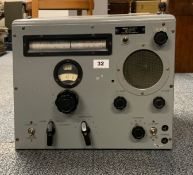 A Marconi wireless telegraph Co. Ltd receiver type CR300/1.