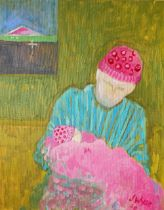 Jennifer Wyse was born in Windlesham, Surrey in 1963 and completed her Foundation course at WSCAD,